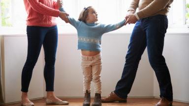 Divorce Tussle Over Children