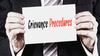 Grievances in the Workplace